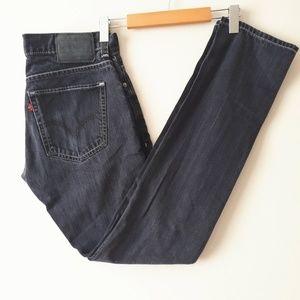 Levi's 511 Black Skinny Jean